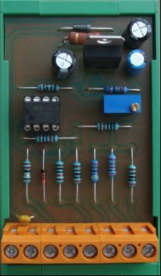 arcontrols convertisseur de 3 contacts secs vitesse en un signal 0 10v. Black Bedroom Furniture Sets. Home Design Ideas